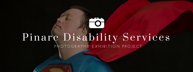 Community photography project, disability